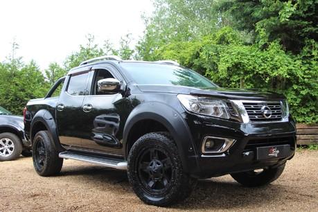 Nissan Navara DCI TEKNA 4X4 SHR DCB | PLUS VAT | WIDE ARCH | LOW MILES