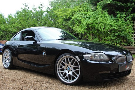 BMW Z4 Z4 SI SPORT COUPE MANUAL | LOW MILES | BLACK LEATHER
