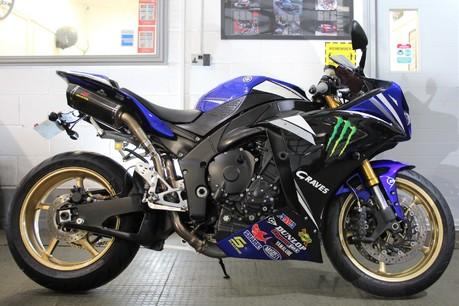 "Yamaha R1 YZF R1 | BIG SPEC | ""JOSH HERRIN"" REP | GRAVES EXHAUST"