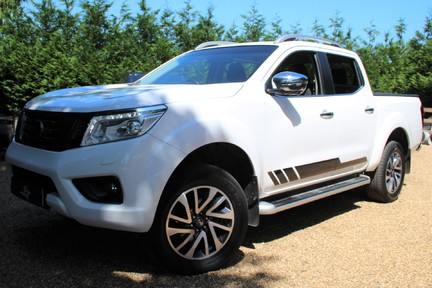 Nissan Navara DCI TEKNA 4X4 SHR DCB | ULEZ | EURO 6| PLUS VAT 5