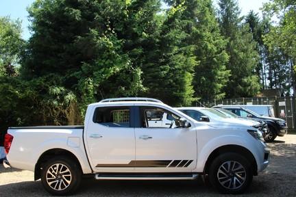 Nissan Navara DCI TEKNA 4X4 SHR DCB | ULEZ | EURO 6| PLUS VAT 6