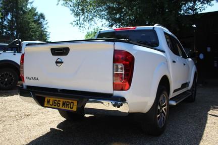 Nissan Navara DCI TEKNA 4X4 SHR DCB | ULEZ | EURO 6| PLUS VAT 7