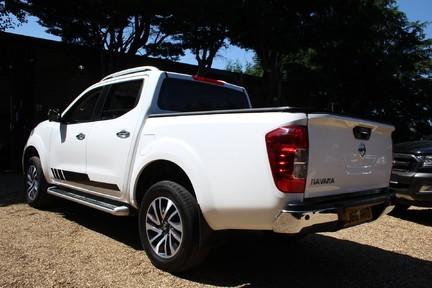 Nissan Navara DCI TEKNA 4X4 SHR DCB | ULEZ | EURO 6| PLUS VAT 9