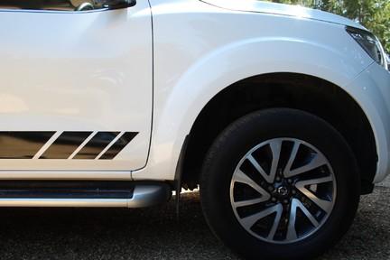 Nissan Navara DCI TEKNA 4X4 SHR DCB | ULEZ | EURO 6| PLUS VAT 20