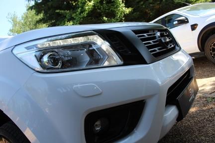 Nissan Navara DCI TEKNA 4X4 SHR DCB | ULEZ | EURO 6| PLUS VAT 21