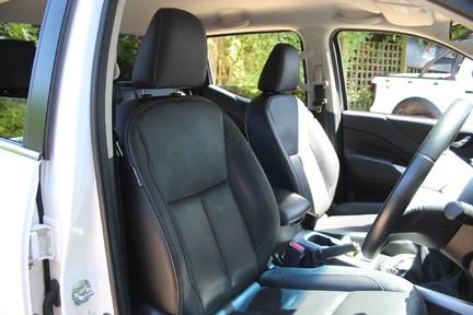 Nissan Navara DCI TEKNA 4X4 SHR DCB | ULEZ | EURO 6| PLUS VAT 11