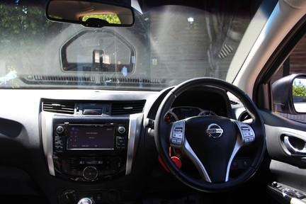 Nissan Navara DCI TEKNA 4X4 SHR DCB | ULEZ | EURO 6| PLUS VAT 13