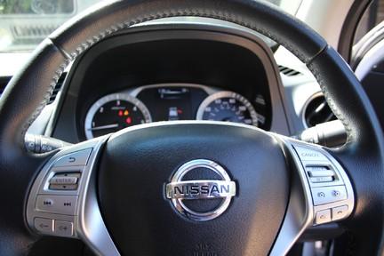 Nissan Navara DCI TEKNA 4X4 SHR DCB | ULEZ | EURO 6| PLUS VAT 16