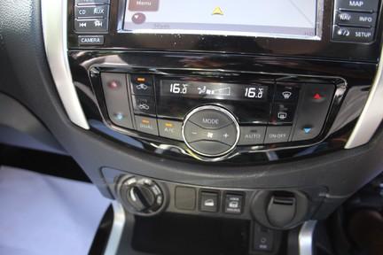Nissan Navara DCI TEKNA 4X4 SHR DCB | ULEZ | EURO 6| PLUS VAT 19