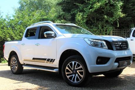Nissan Navara DCI TEKNA 4X4 SHR DCB | ULEZ | EURO 6| PLUS VAT