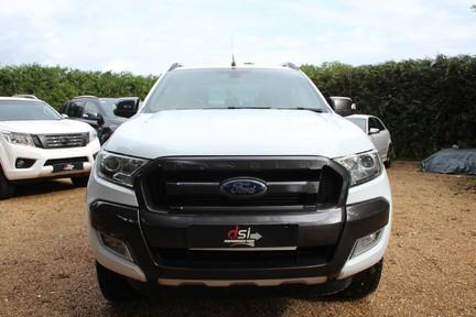 Ford Ranger WILDTRAK 4X4 DCB TDCI | 1 OWNER | TOP SPEC | PLUS VAT 4