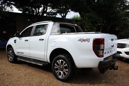 Ford Ranger WILDTRAK 4X4 DCB TDCI | 1 OWNER | TOP SPEC | PLUS VAT 9