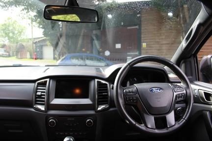 Ford Ranger WILDTRAK 4X4 DCB TDCI | 1 OWNER | TOP SPEC | PLUS VAT 14
