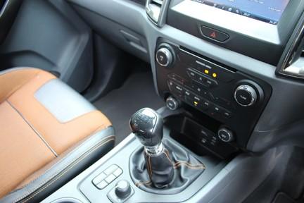 Ford Ranger WILDTRAK 4X4 DCB TDCI | 1 OWNER | TOP SPEC | PLUS VAT 19