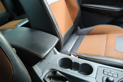 Ford Ranger WILDTRAK 4X4 DCB TDCI | 1 OWNER | TOP SPEC | PLUS VAT 20