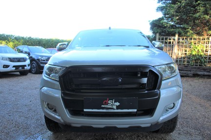 Ford Ranger LIMITED 4X4 DCB TDCI - PLUS VAT - FULL HISTORY - HEATED SEATS 4