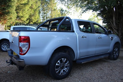 Ford Ranger LIMITED 4X4 DCB TDCI - PLUS VAT - FULL HISTORY - HEATED SEATS 7