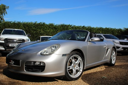 Porsche Boxster 24V - FULL HISTORY - HEATED SEATS - LOW MILES 5