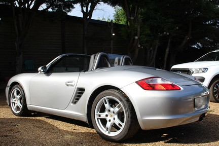 Porsche Boxster 24V - FULL HISTORY - HEATED SEATS - LOW MILES 8