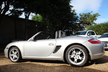 Porsche Boxster 24V - FULL HISTORY - HEATED SEATS - LOW MILES 9
