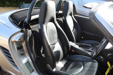 Porsche Boxster 24V - FULL HISTORY - HEATED SEATS - LOW MILES 17