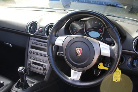 Porsche Boxster 24V - FULL HISTORY - HEATED SEATS - LOW MILES 3