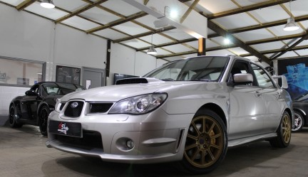 Subaru Impreza WRX STI SPEC-D FULL HISTORY | BC COILOVERS | LOW MILES 2 KEYS 1