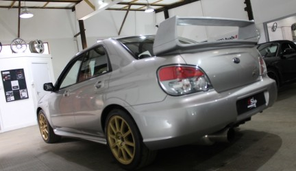 Subaru Impreza WRX STI SPEC-D FULL HISTORY | BC COILOVERS | LOW MILES 2 KEYS 8