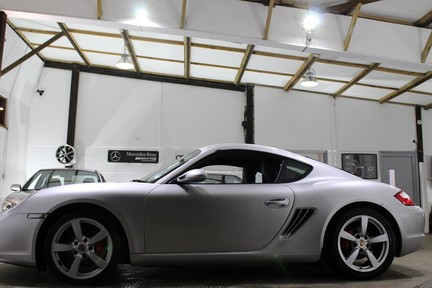 Porsche Cayman 24V S| FULL HISTORY | LOW MILES | RECENT SERVICE 2 KEYS 2
