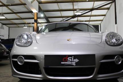 Porsche Cayman 24V S| FULL HISTORY | LOW MILES | RECENT SERVICE 2 KEYS 3