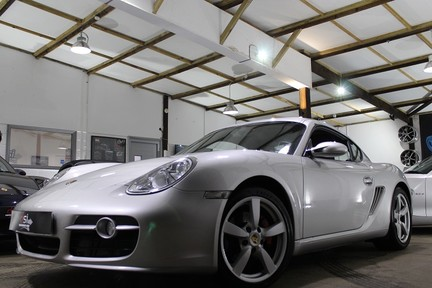 Porsche Cayman 24V S| FULL HISTORY | LOW MILES | RECENT SERVICE 2 KEYS 1