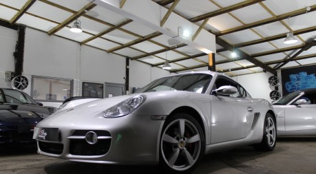 Porsche Cayman 24V S| FULL HISTORY | LOW MILES | RECENT SERVICE 2 KEYS
