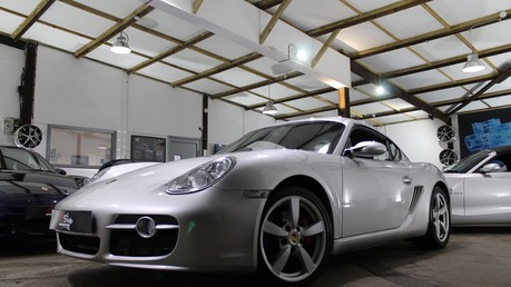 Porsche Cayman 24V S| FULL HISTORY | LOW MILES | RECENT SERVICE 2 KEYS Video