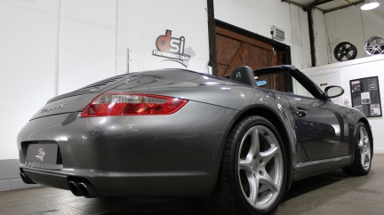Porsche 911 CARRERA 4 S MANUAL | FULL PORSCHE HISTORY | LOW MILES | 2 FORMER KEEPERS 3