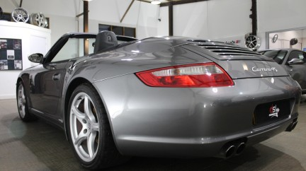 Porsche 911 CARRERA 4 S MANUAL | FULL PORSCHE HISTORY | LOW MILES | 2 FORMER KEEPERS 5