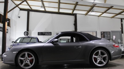 Porsche 911 CARRERA 4 S MANUAL | FULL PORSCHE HISTORY | LOW MILES | 2 FORMER KEEPERS 12