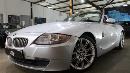 BMW Z4 Z4 SI ROADSTER FULL HISTORY |LOW MILEAGE | HEATED SEATS | PARK ASSIST