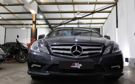 Mercedes-Benz E Class E250 CDI BLUE EFFICIENCY SPORT| 1 OWNER | GREY | SAT NAV 2