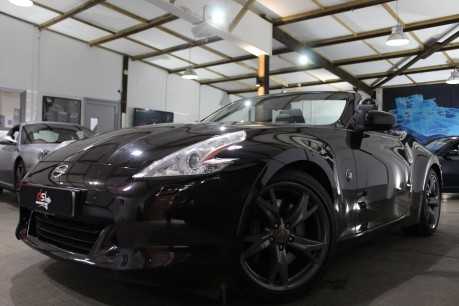 Nissan 370Z V6 GT MANUAL | LOW MILES | FULL NISSAN HISTORY | 5 SERVICES | GOOD SPEC