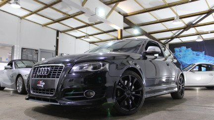 Audi S3 S3 TFSI QUATTRO | 1 OWNER FROM NEW | FULL AUDI HISTORY | CAMBELT @ 39k 1