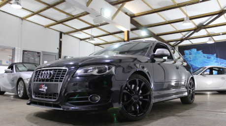 Audi S3 S3 TFSI QUATTRO | 1 OWNER FROM NEW | FULL AUDI HISTORY | CAMBELT @ 39k