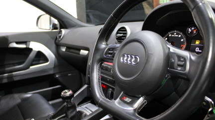 Audi S3 S3 TFSI QUATTRO | 1 OWNER FROM NEW | FULL AUDI HISTORY | CAMBELT @ 39k 16