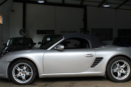 Porsche Boxster 24V | FULL HISTORY | CLEAN EXAMPLE | RECENT SERVICE 5