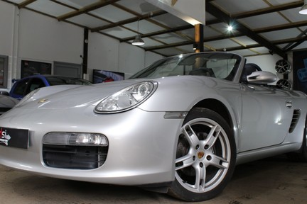 Porsche Boxster 24V | FULL HISTORY | CLEAN EXAMPLE | RECENT SERVICE 1