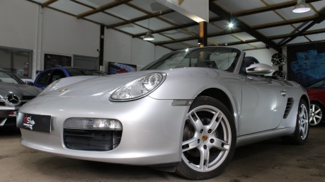 Porsche Boxster 24V | FULL HISTORY | CLEAN EXAMPLE | RECENT SERVICE