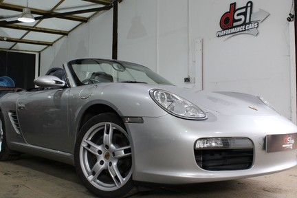 Porsche Boxster 24V | FULL HISTORY | CLEAN EXAMPLE | RECENT SERVICE 3