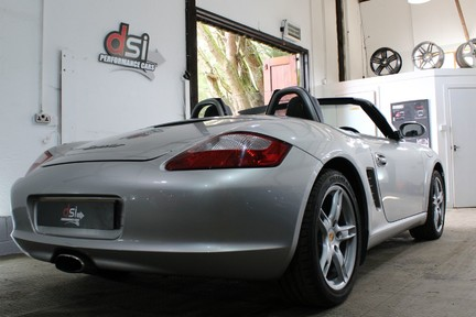 Porsche Boxster 24V | FULL HISTORY | CLEAN EXAMPLE | RECENT SERVICE 6