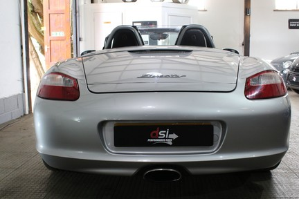 Porsche Boxster 24V | FULL HISTORY | CLEAN EXAMPLE | RECENT SERVICE 7