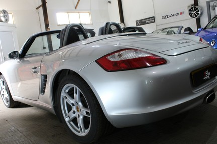 Porsche Boxster 24V | FULL HISTORY | CLEAN EXAMPLE | RECENT SERVICE 8