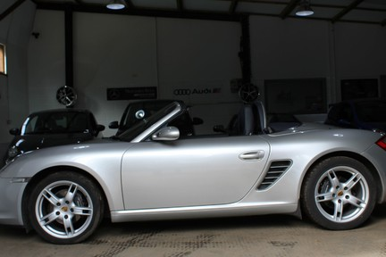 Porsche Boxster 24V | FULL HISTORY | CLEAN EXAMPLE | RECENT SERVICE 4